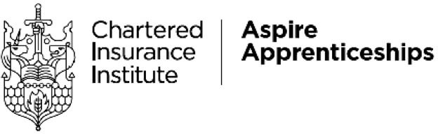 Chartered Insurance Institute Aspire Apprenticeships.